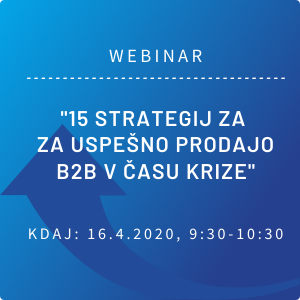 Webinar Strategije